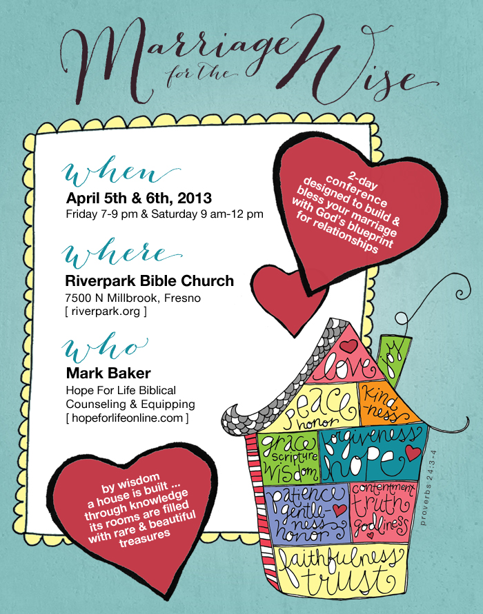 Biblical Counseling Marriage Conference