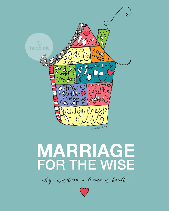 Marriage For The Wise Hope For Life