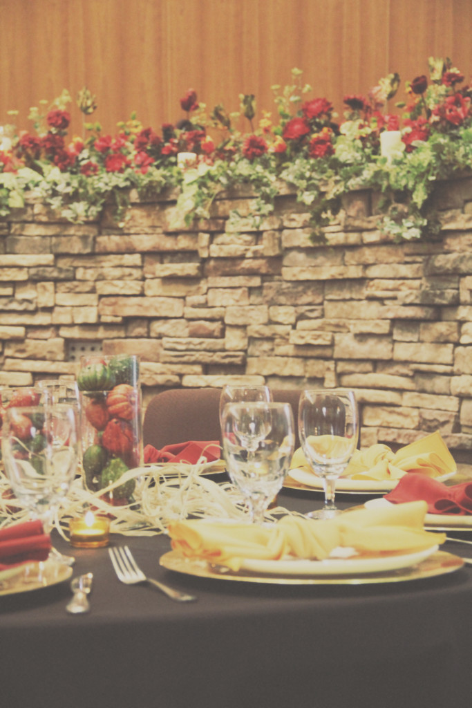 Table Setting Hope For Life