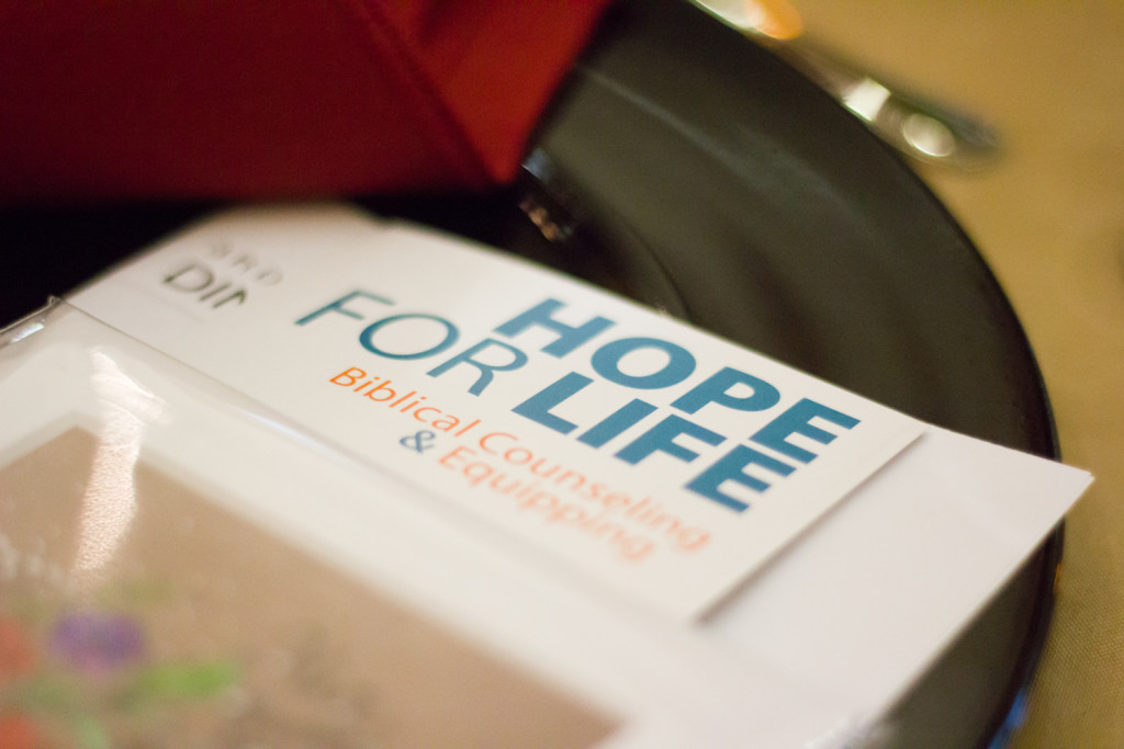 Hope For Life Biblical Counseling Brochure