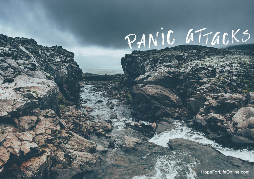 Panic Attacks | Hope For Life Biblical Counseling