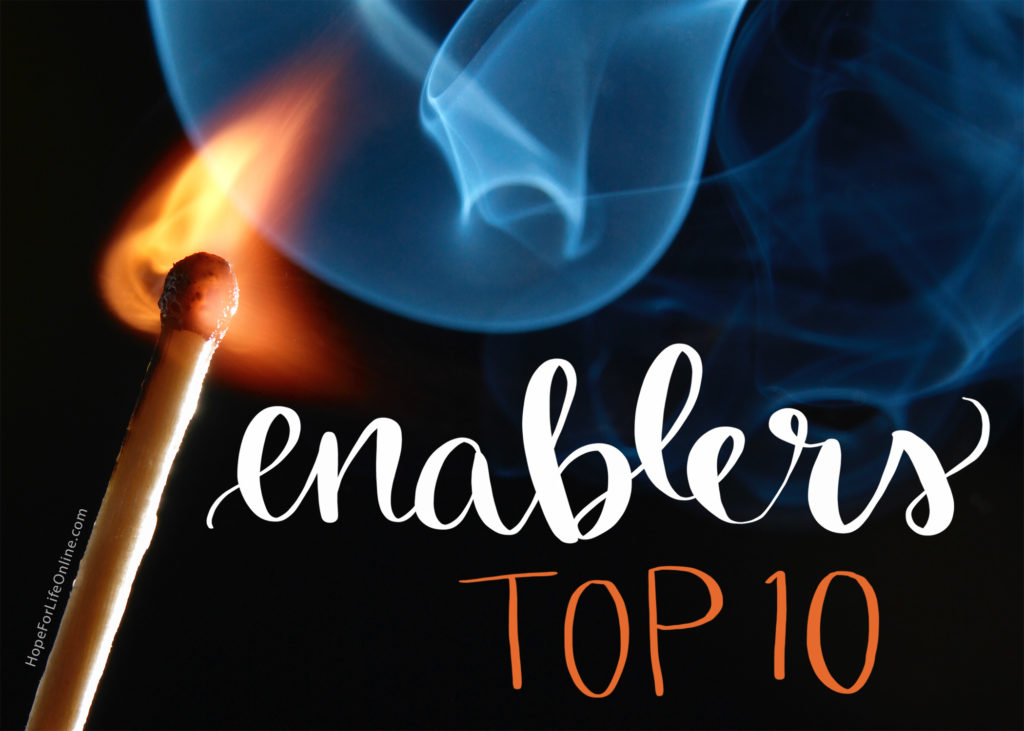 Top 10 Marks of Enablers