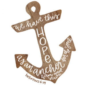 Hope For Life Anchor